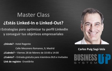 Evento BUS MADRID (febrero 2020)